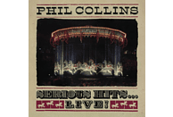Phil Collins - Serious Hits...Live! (Remastered) [CD]