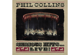 Phil Collins - Serious Hits...Live! (Remastered) - (CD)