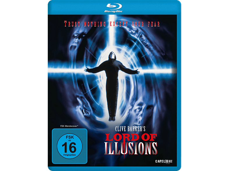 Lord of Illusions [Blu-ray]