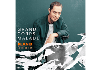 Grand Corps Malade - Plan B (DLX EDT) CD