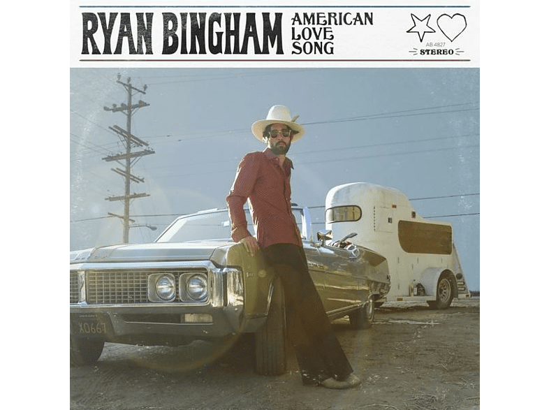 Ryan Bingham - American Love Song [CD]
