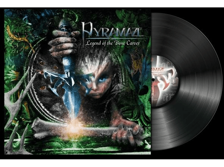 Pyramaze - Legend Of The Bone Carver (LP) [Vinyl]