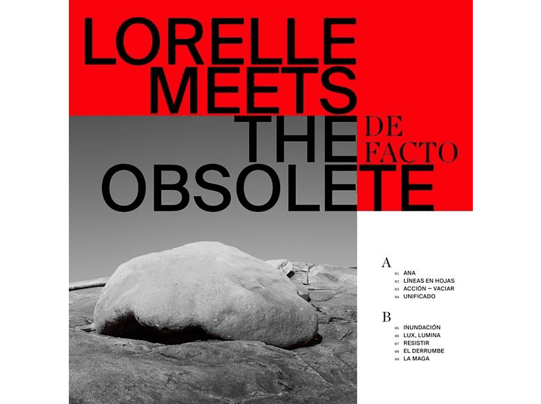 Lorelle Meets The Obsolete - De Facto [CD]