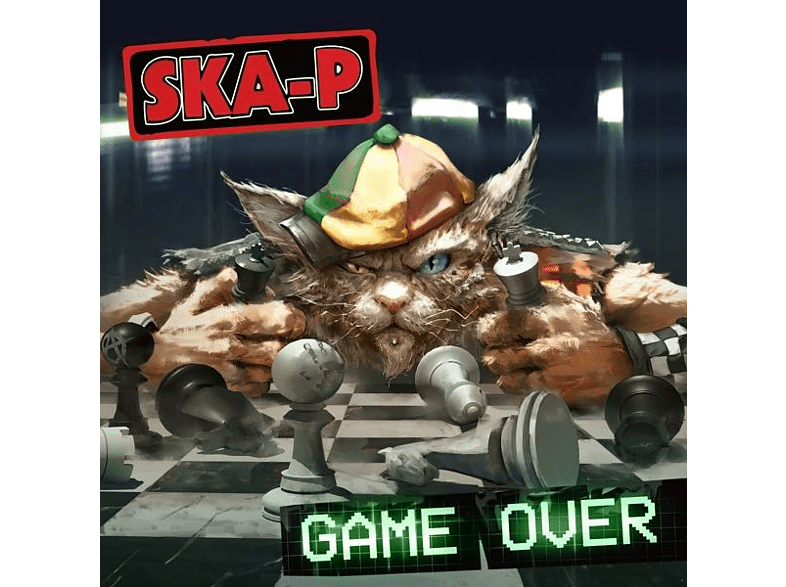 Ska-P - Game Over [Vinyl]
