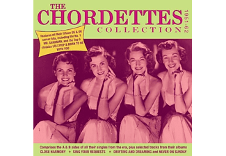 The Chordettes - The Chordettes Collection 1951-62 - (CD)