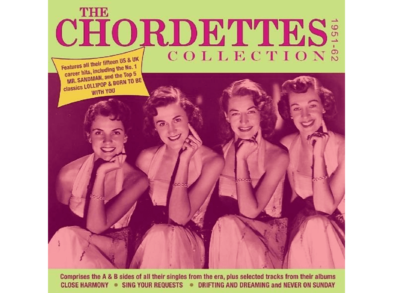 The Chordettes - The Chordettes Collection 1951-62 [CD]
