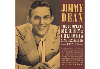 Jimmy Dean - The Complete Mercury & Columbia - (CD)