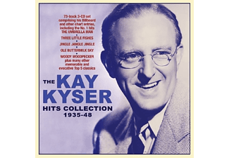 Kay & His Orchestra Kyser - The Kay Kyser Hits Collection 1935-48 - (CD)