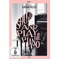 Shut Up And Play The Piano [DVD]