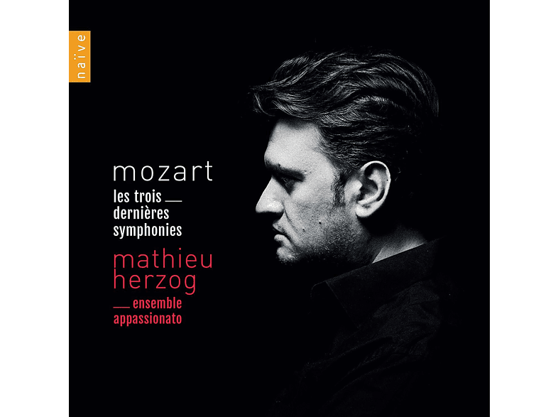 Ensemble Appassionato - MOZART. THE LAST THREE SYMPHONIES [CD]