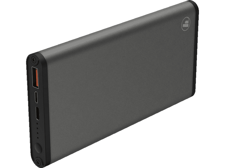 HAMA PD-12S Power Delivery (PD) Powerbank 12.000 mAh Anthrazit