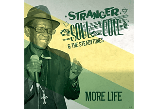 "Stranger 'soul' Cole -& The Steadytones- - More Life (12"" EP) - (Vinyl)"