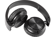 VIVANCO Mooove Air 2, On-ear Kopfhörer Bluetooth Schwarz