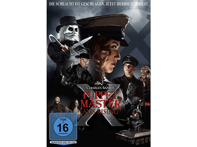 Puppet Master X: Axis Rising [DVD]