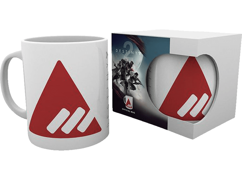GB EYE Tasse Destiny 2 - New Monarchy Tasse, Mehrfarbig