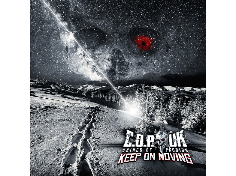 Crimes Of Passion - Keep On Moving (EP) [Maxi Single CD Extra/Enhanced]