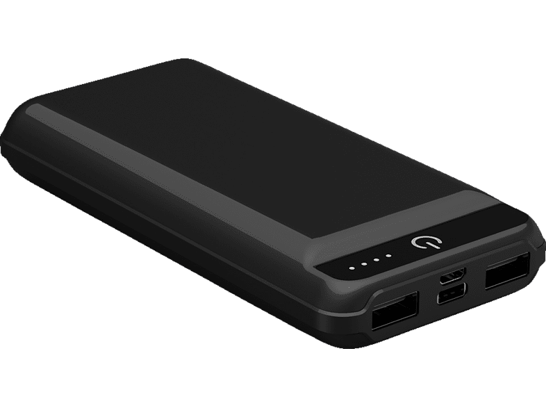 ICONBIT  FT-0200G Powerbank 20.000 mAh Schwarz | 04895160633795