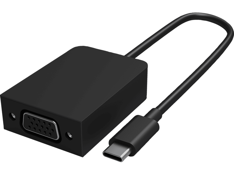 MICROSOFT Surface Adapter, Schwarz