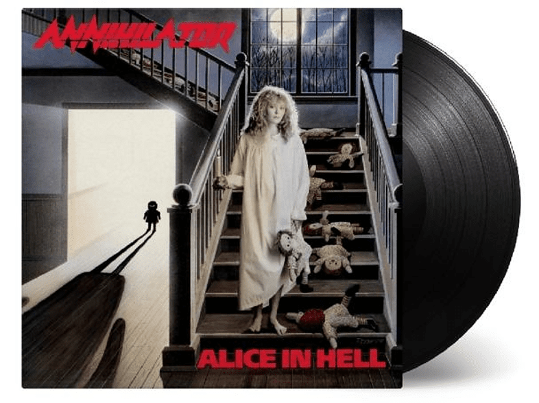 Annihilator - Alice In Hell [Vinyl]