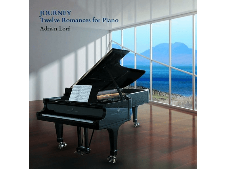 Adrian Lord - Journey: 12 Romances for Piano [CD]