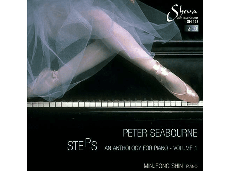 Minjeong Shin - Seabourne: Steps,Vol.1 [CD]