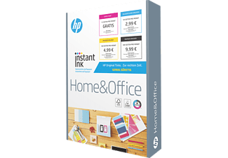 HP Home & Office Instant Ink, Din A4