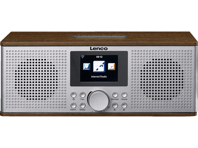 LENCO DIR 170 WA, Internetradio