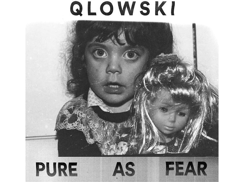 Qlowski - PURE AS FEAR (HANDSTAMPED FOLD OVER JACKET SLEEVE) [Vinyl]