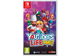 Youtubers Life UK Switch