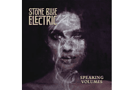 Stone Blue Electric - Speaking Volumes (LP/180g+MP3) [LP + Download]