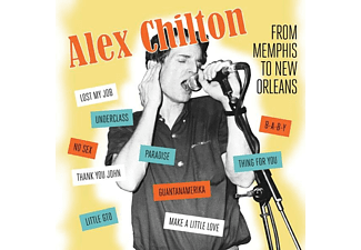 Alex Chilton - Memphis To New Orleans - (CD)
