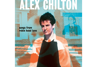 Alex Chilton - Songs From Robin Hood Lane - (Vinyl)