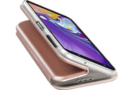 HAMA Curve , Bookcover, Samsung, Galaxy A7 (2018), Polycarbonat (PC)/Thermoplastisches Polyurethan (TPU), Rosegold