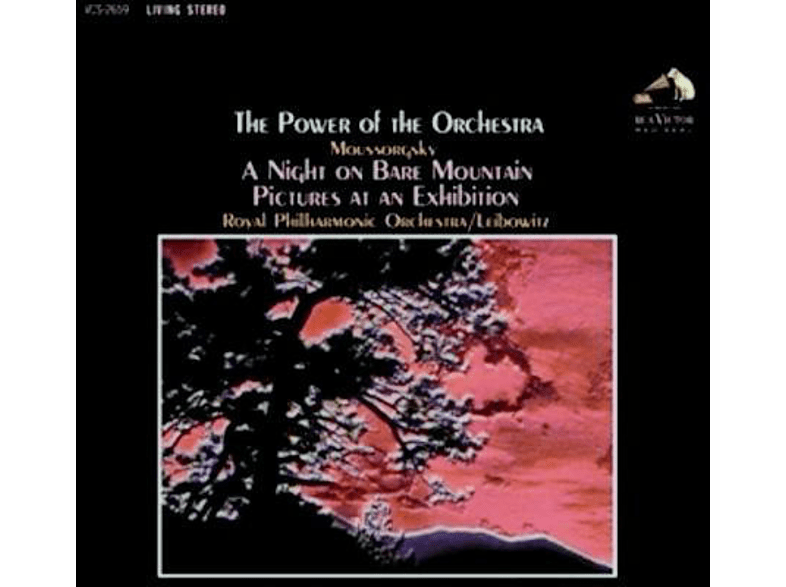 Royal Philharmonic Orchestra - The Power Of The Orchestra: A Night On The Bare Mountain / Pictures At An Exhibition [Vinyl]