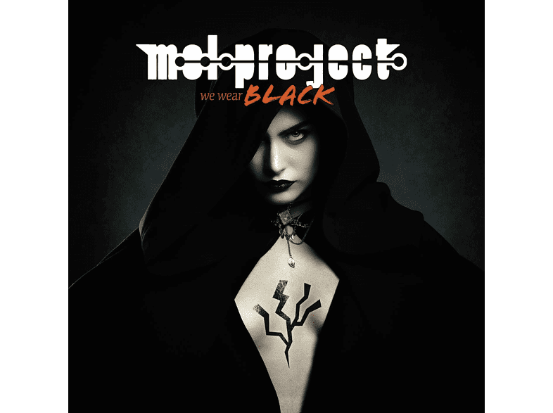 MOLproject - WE WEAR BLACK [CD]