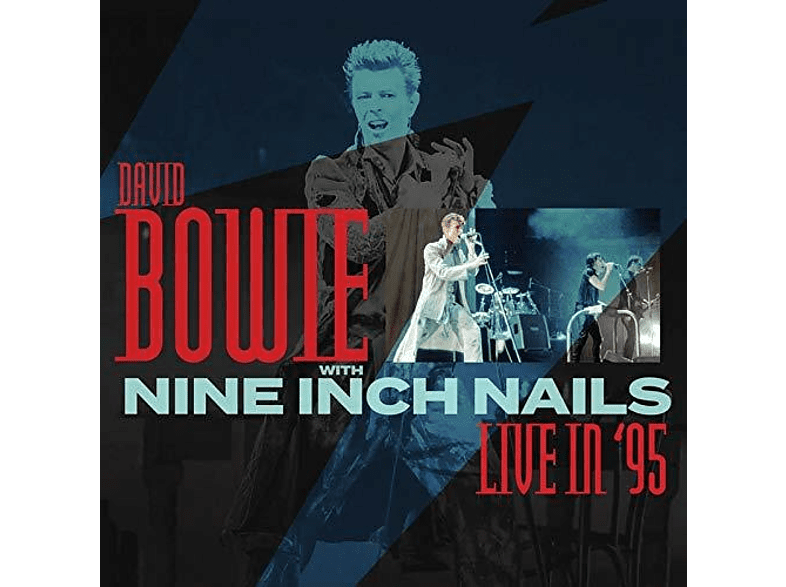 David Nine Inch Nails With Bowie - Live In '95 [Vinyl]