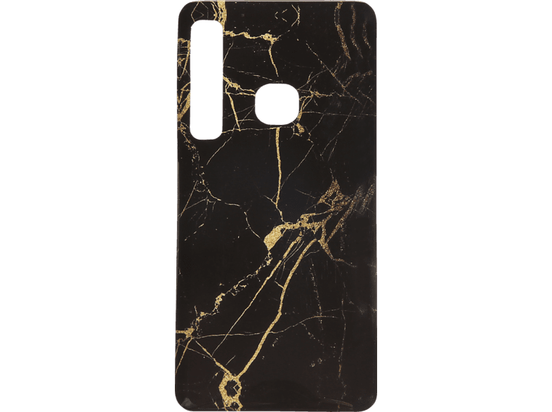 V-DESIGN VMR 124 , Backcover, Samsung, Galaxy A9 (2018), Thermoplastisches Polyurethan, Mehrfarbig