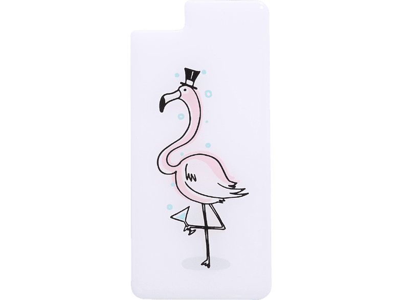 V-DESIGN VPB 127 , Backcover, Apple, iPhone 7, iPhone 8, quecksilberfreies Harz / polymere Folie, Mehrfarbig