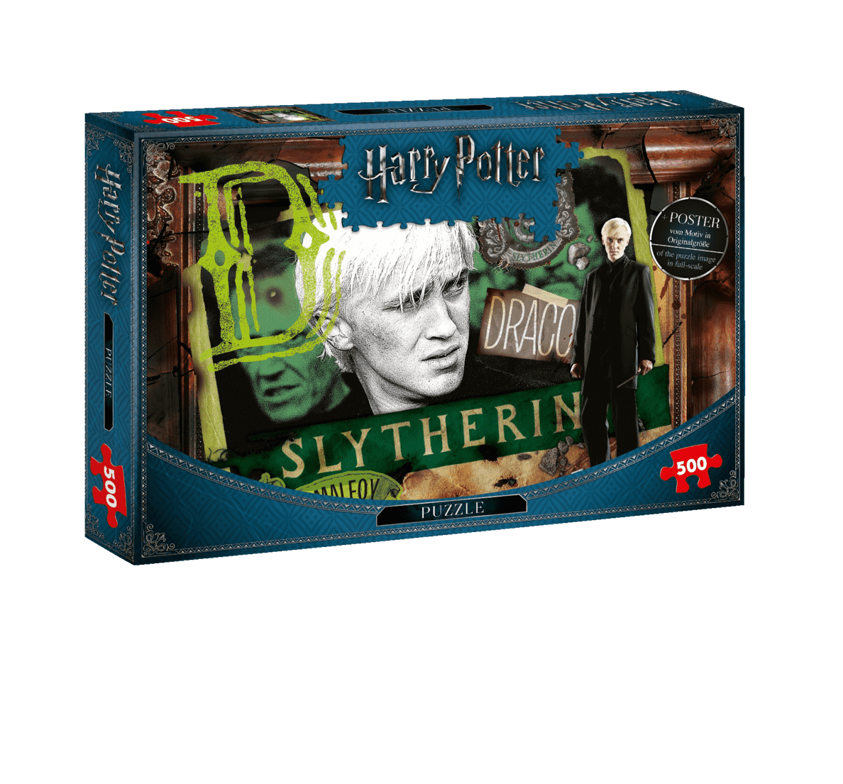 WINNING MOVES Harry Potter Puzzle Mehrfarbig