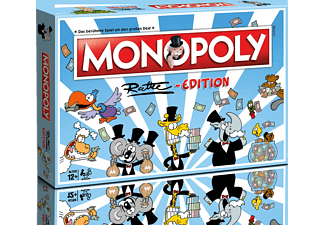 WINNING MOVES Monopoly - Ruthe Edition Brettspiel, Mehrfarbig
