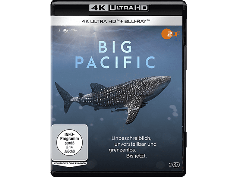 Big Pacific [4K Ultra HD Blu-ray]