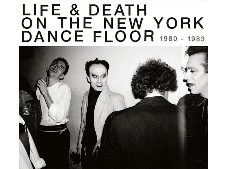 VARIOUS - Life & Death On A New York Dance Floor 1980-83 [CD]