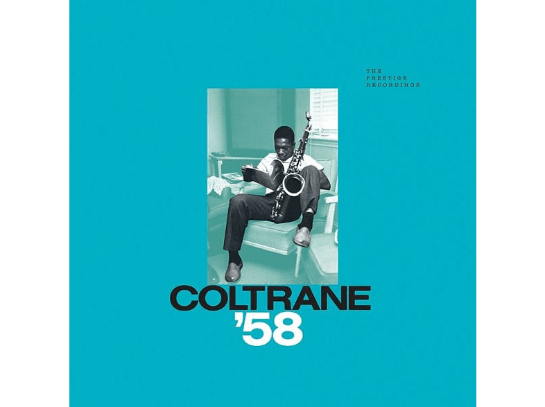 John Coltrane - Coltrane '58:The Prestige Recordings (Ltd.LP Box) [Vinyl]