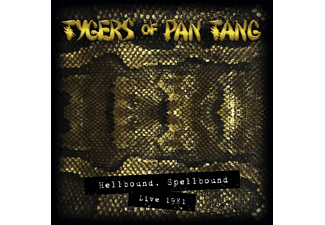 Tygers Of Pan Tang - Hellbound Spellbound '81 - (CD)