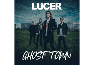 Lucer - Ghost Town - (CD)
