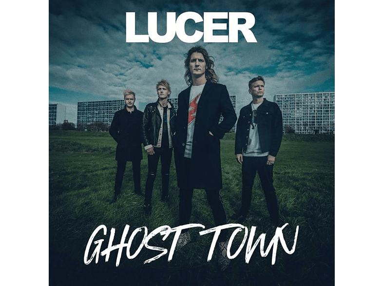 Lucer - Ghost Town [CD]