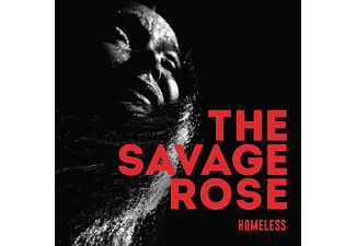 The Savage Rose - Homeless - (CD)