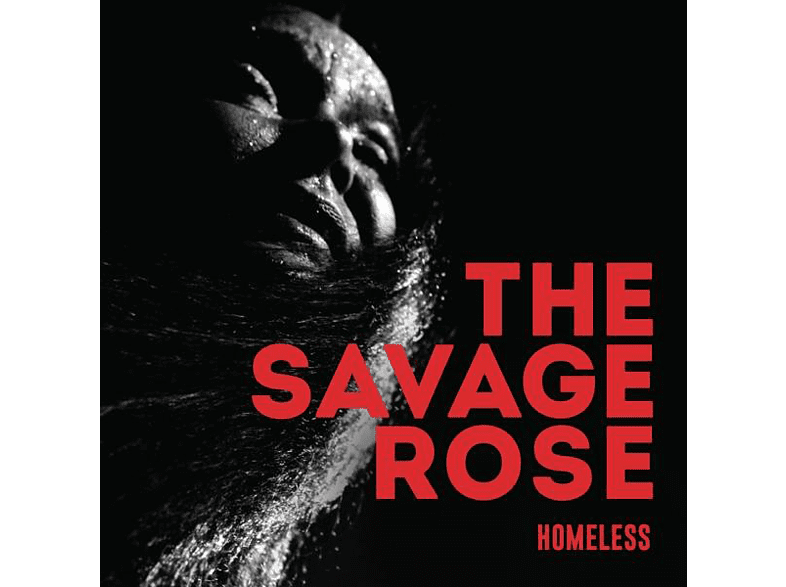 The Savage Rose - Homeless [CD]