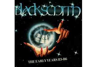 Blacksmith - Gipsy Queen-The Early Years 83-86 - (CD)