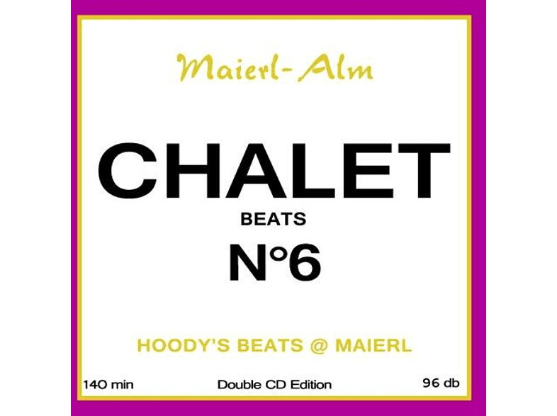VARIOUS - Chalet Beats No.6 [CD]